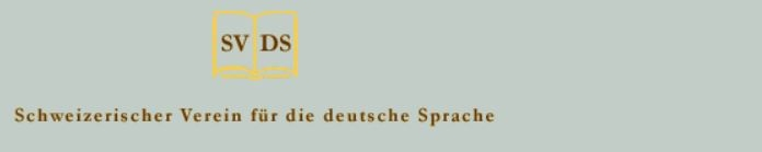 Schweizerischer Verein für die deutsche Sprache